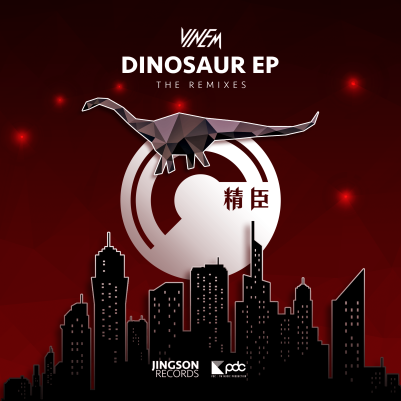Cover_Dinosaur EP (The Remixes)
